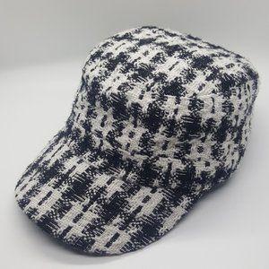 Buffalo Check Painters Style Cap